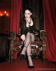 A Very Strict Mistress